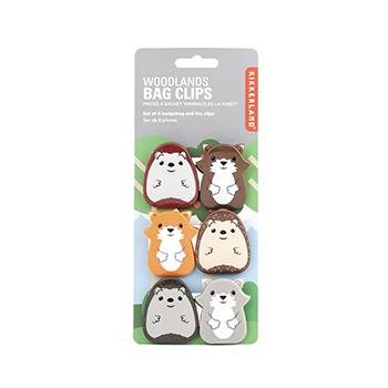 Woodland Bag Clips