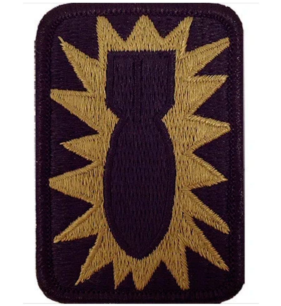 52nd Ordnance Patch OCP