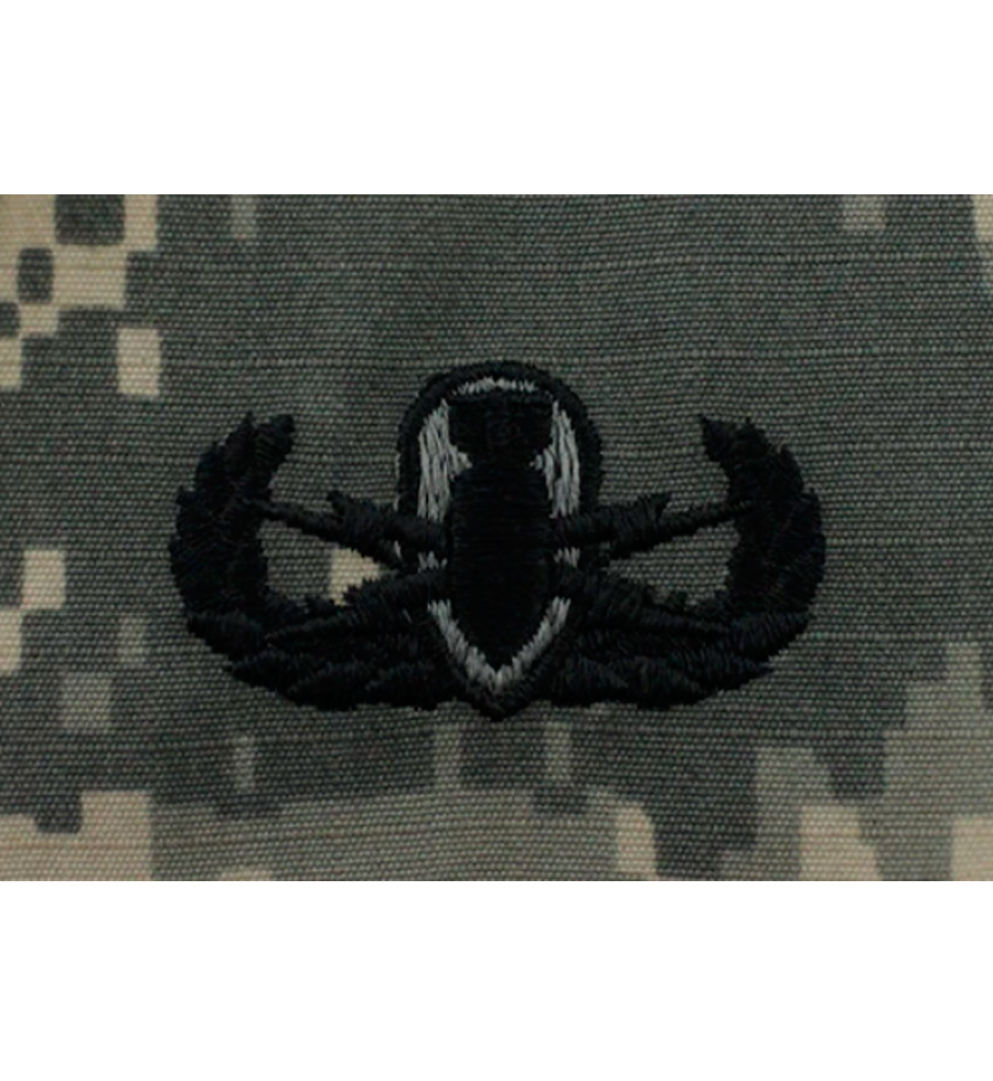 Army Basic ACU Badge *Discontinued*