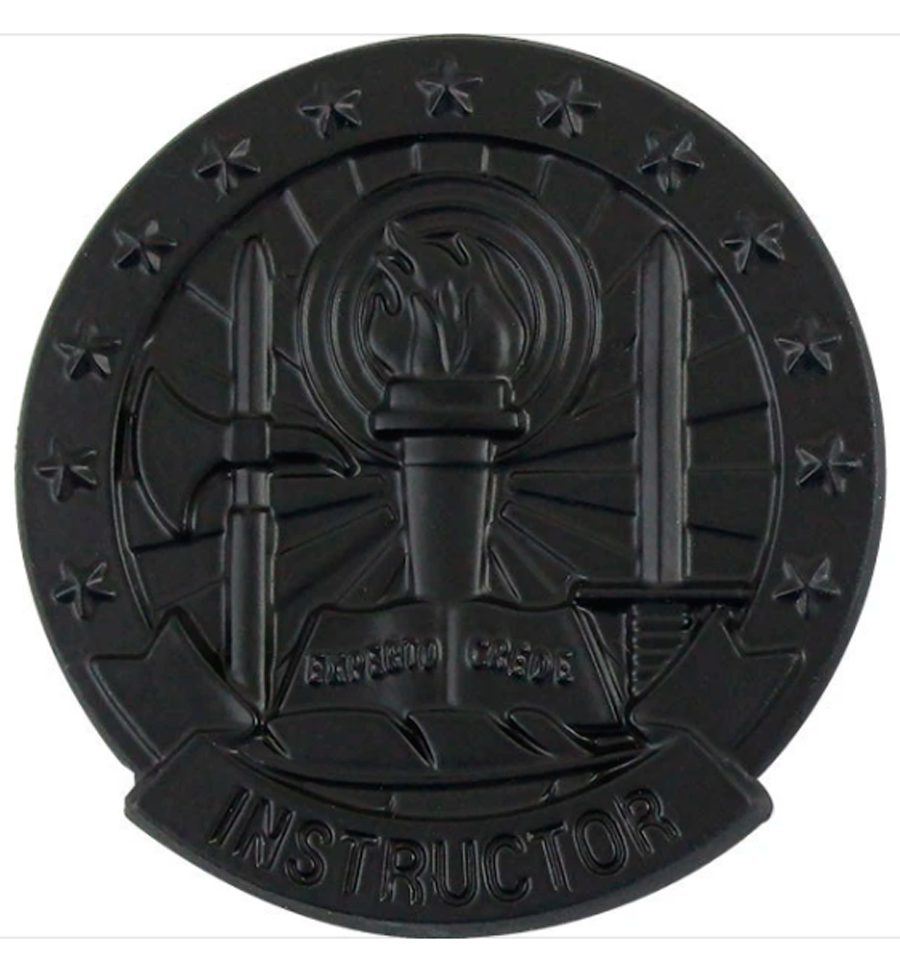 Army Instructor Badge
