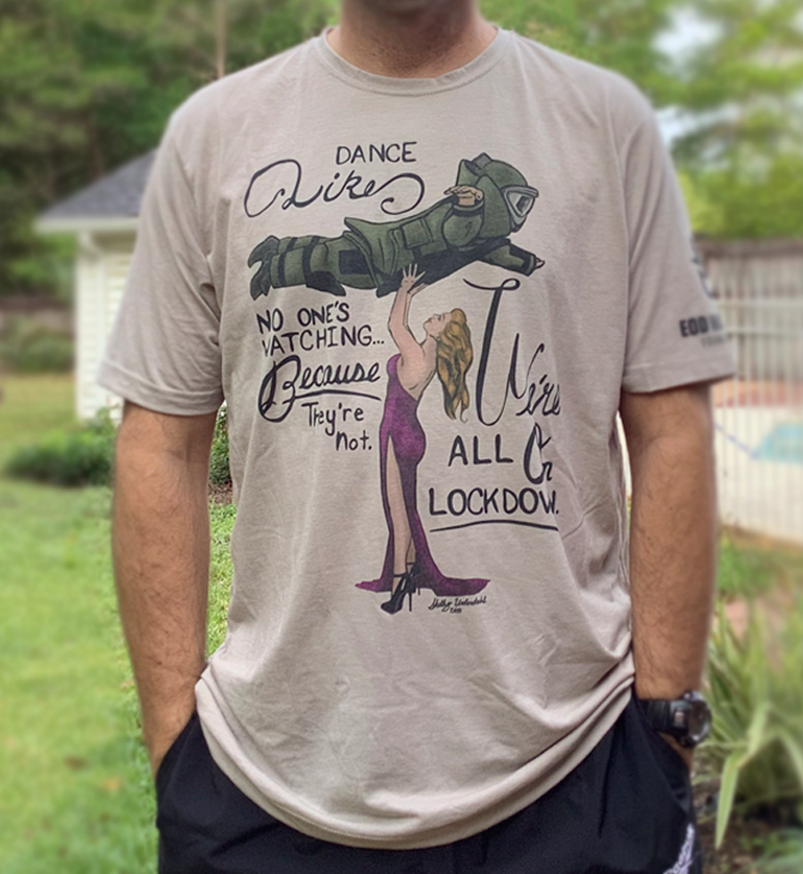 Dirty Dancing:  2020 Virtual Ball Fundraising Tee