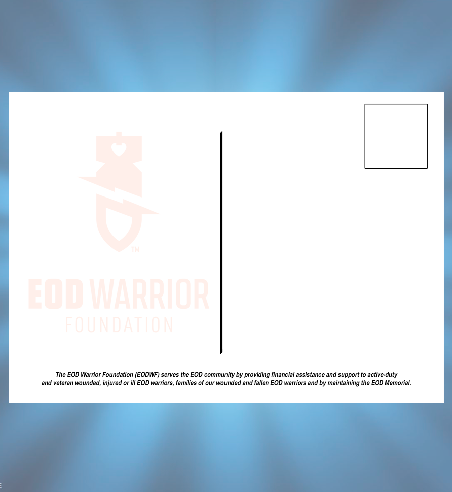 Post Card: EODWF