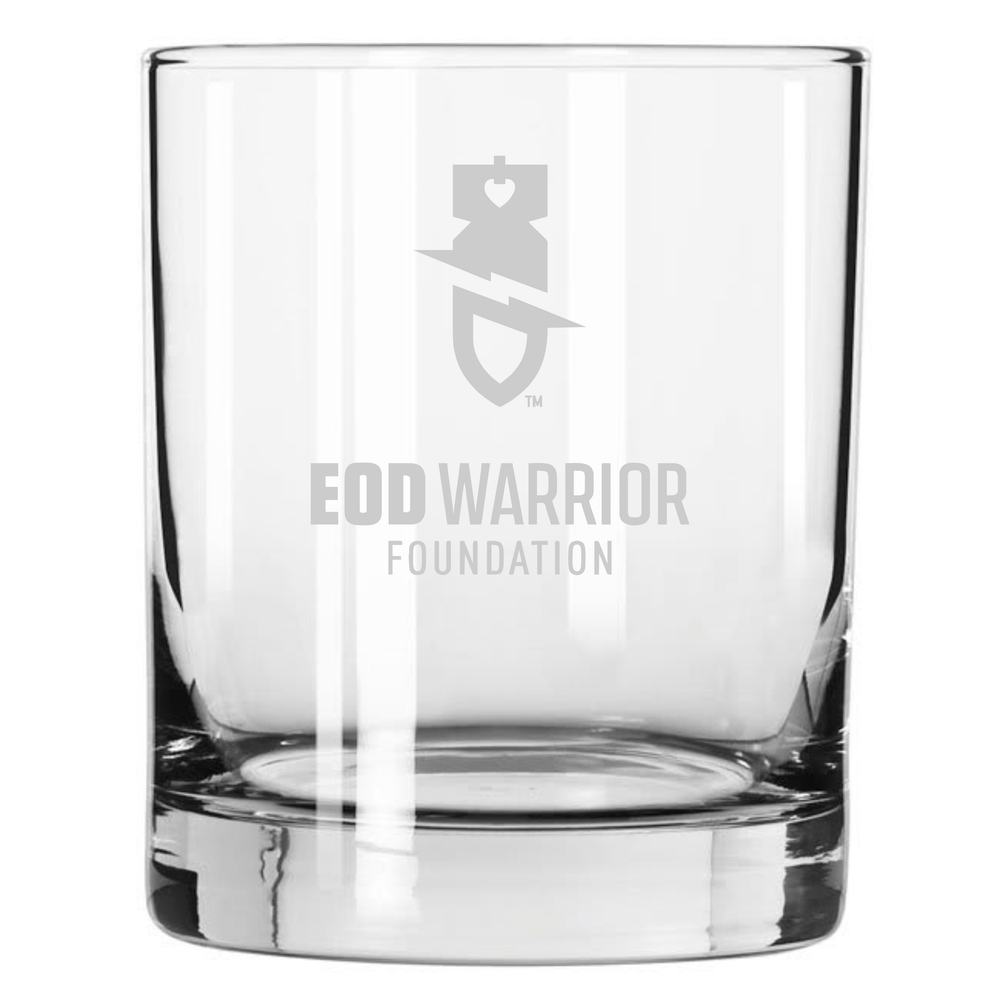 Old-Fashioned EODWF Glass