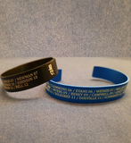 Air Force OIF/OEF Memorial Bracelet