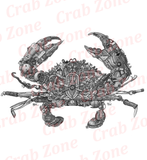 DS Crab Shirt