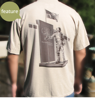 Bomb Tech Memorial Foundation (BTMF) Tee