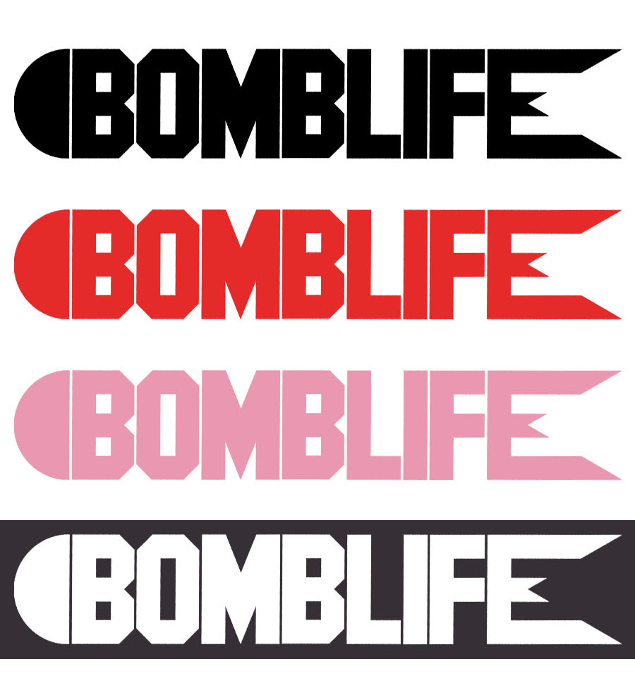 BombLIFE Decal