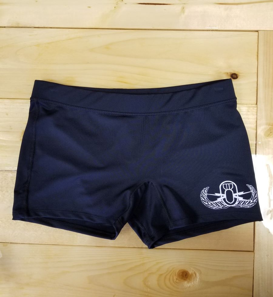 EOD Badge Compression Shorts