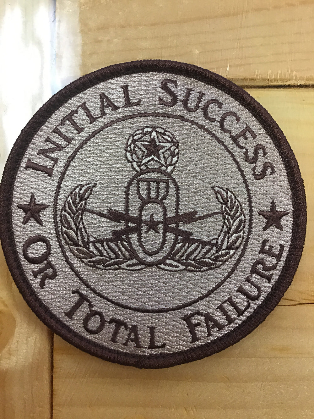 ISOTF Patch - 4""