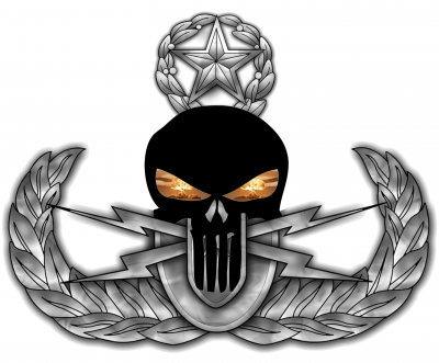 Punisher Badge Decal