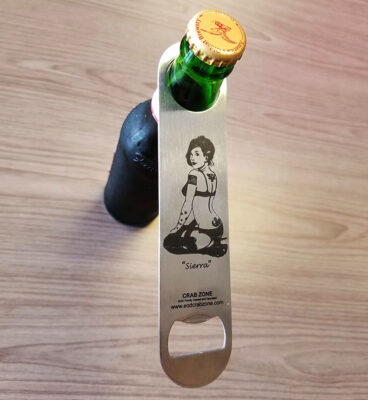 Sierra Bottle Opener