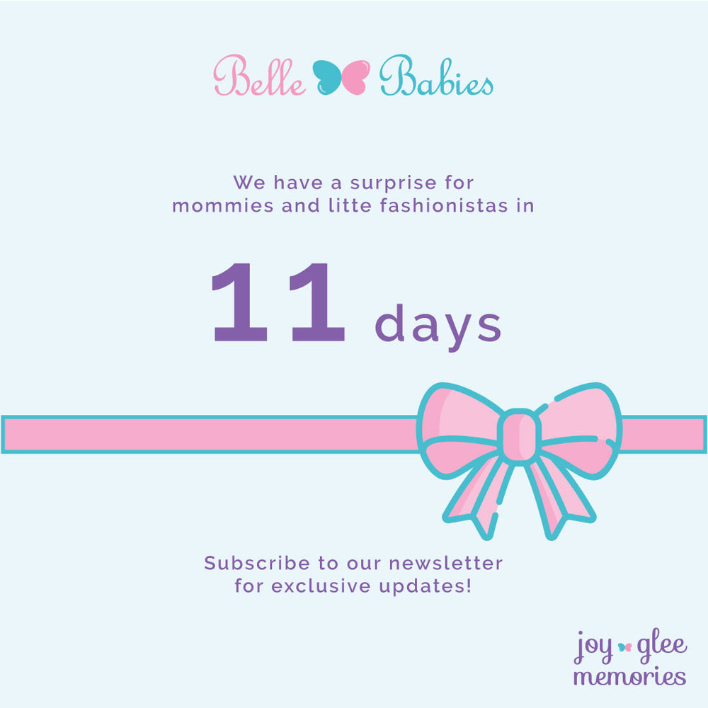 Attention all mommies and little fashionistas!
