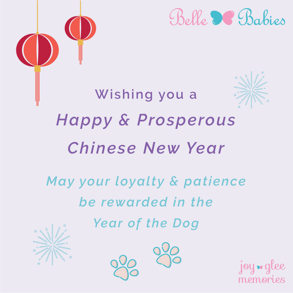 Happy Chinese New Year fashionistas!