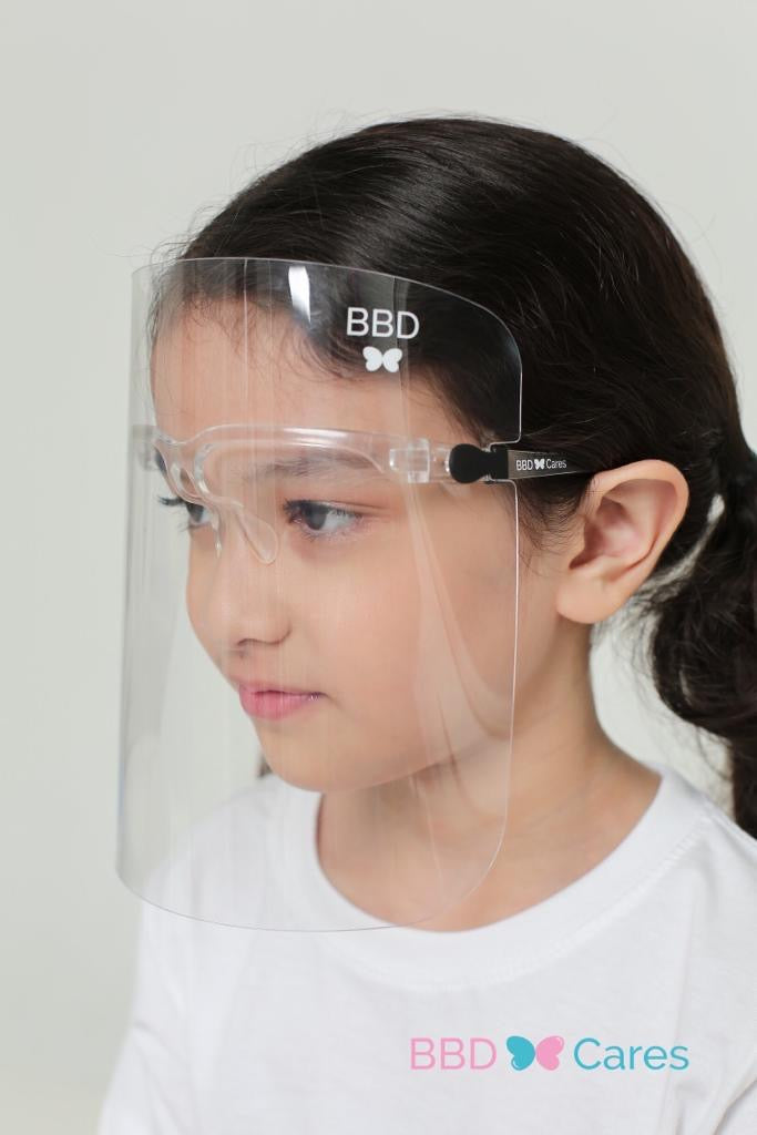 BBD Cares : Glasses Shield