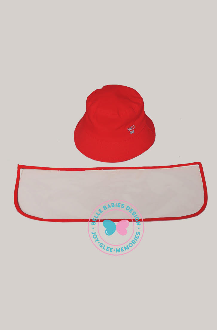 BBD Cares : Bucket Hat Shield