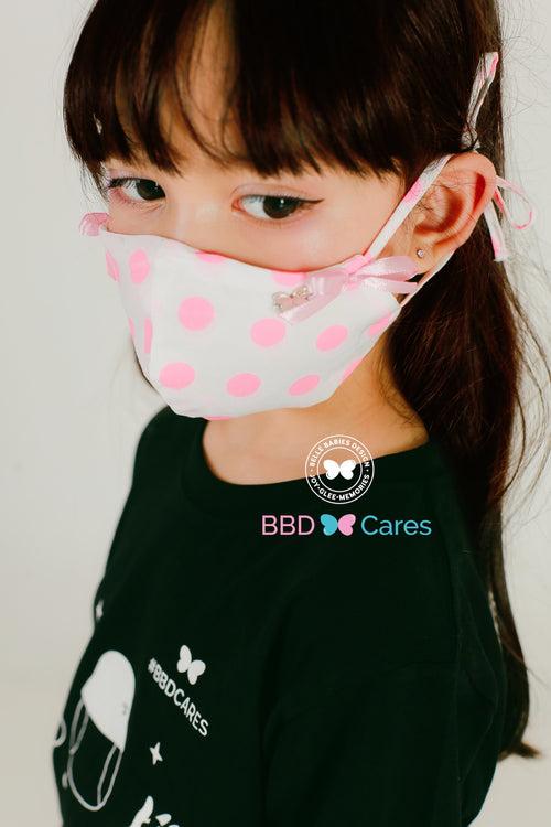 BBD cares: 2-PLY fabric mask (cotton)