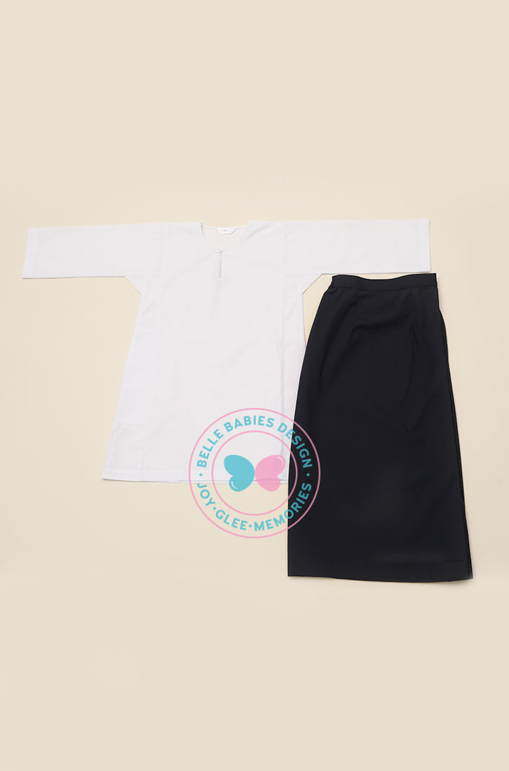 BBD School Uniform - Kurung (set)