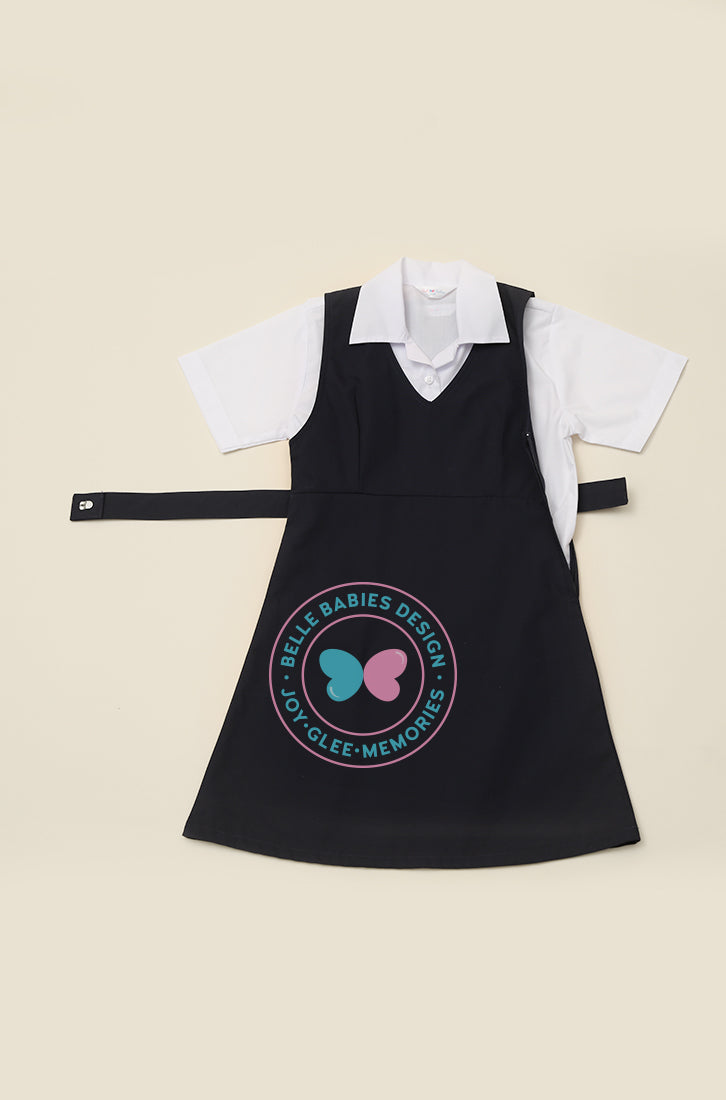 BBD School Uniform - Pinafore (set)