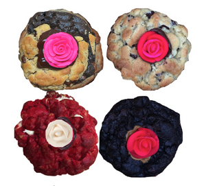 cookies >flowers. rose pack {peanuts/tree nuts}