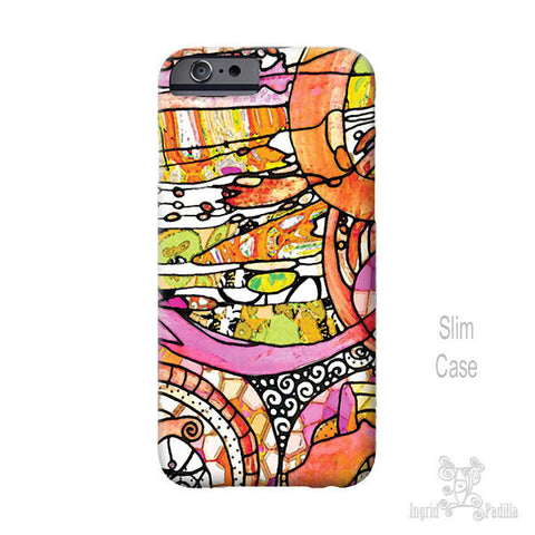 Artful iPhone Case