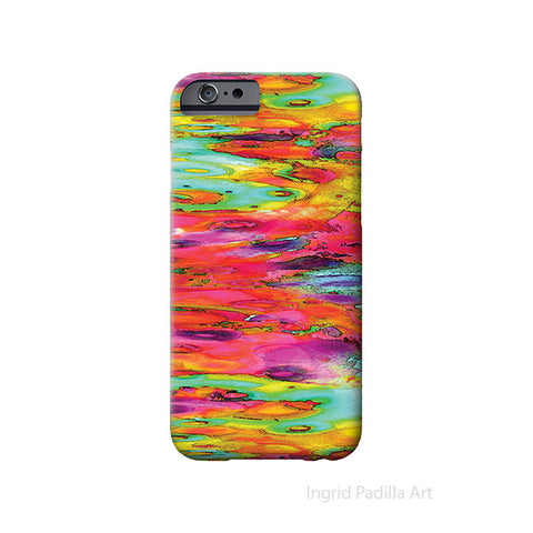 Artology - iPhone Case - Art by Ingrid Padilla