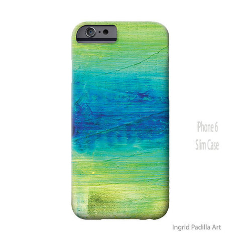 Blues iPhone Case - Art by Ingrid Padilla