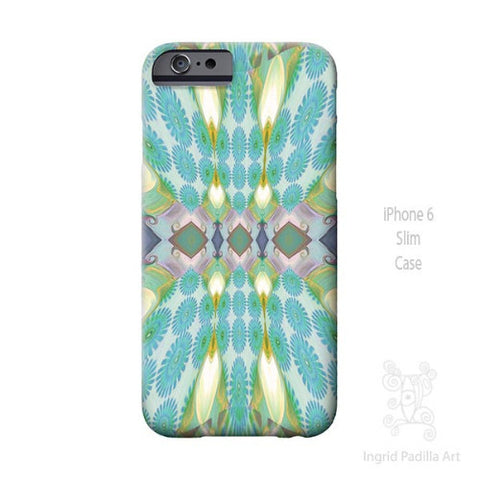 BOHO Whimsy Daisy - iPhone Case - Art by Ingrid Padilla