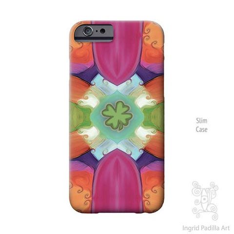 Clover - iPhone 6s Case - Art by Ingrid Padilla
