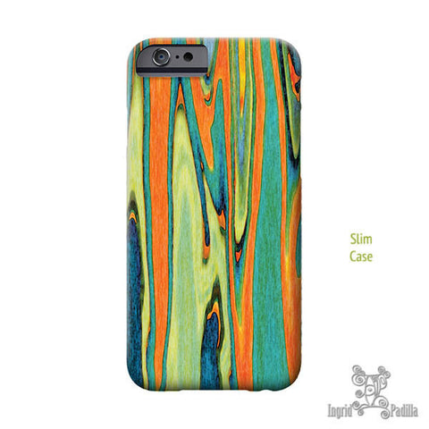 Grain iPhone Case - Art by Ingrid Padilla