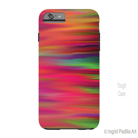 Pure Flow iPhone Case - Art by Ingrid Padilla