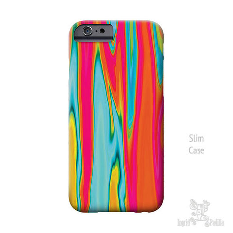 Surf iPhone Case - Art by Ingrid Padilla