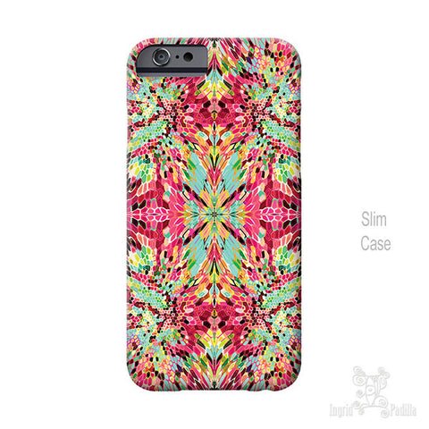 Wash Dot iPhone Case - Art by Ingrid Padilla