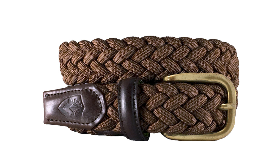 Cocoa woven torino leather belt mrporter mensfashion mensstyle trafalgar menswear menstyle beltology fashionformen andersons belts men mensbelts accessories