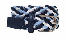 beltology back nine stretch leather elastic touch of modern mission belt back braided dress