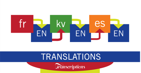 Translations & Transcriptions
