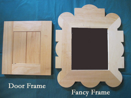 17th Century Mirror Frames