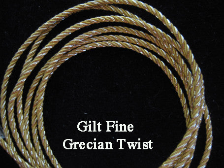 Gilt Fine Grecian Twist