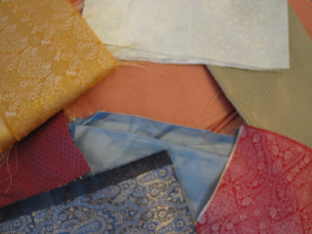 Silk and Ultrasuede Sampler Packages - Sale