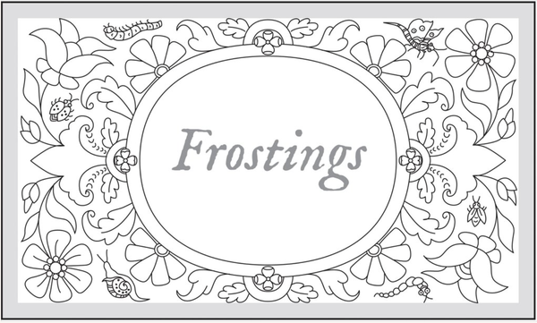 Frostings - Session 4A