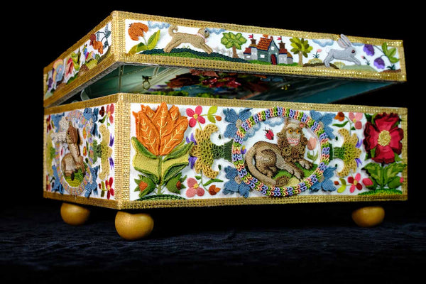 Harmony with Nature Casket Online Class