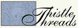 Thistle Threads logo