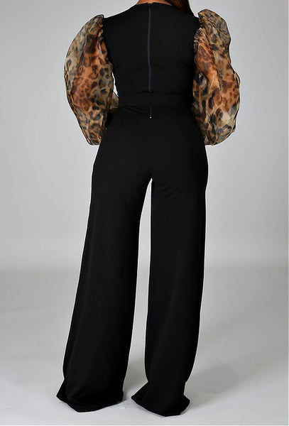 Wild N Out Jumpsuit