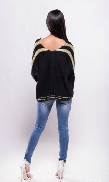 Ebony Sweater