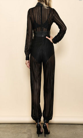 Sable Jumpsuit