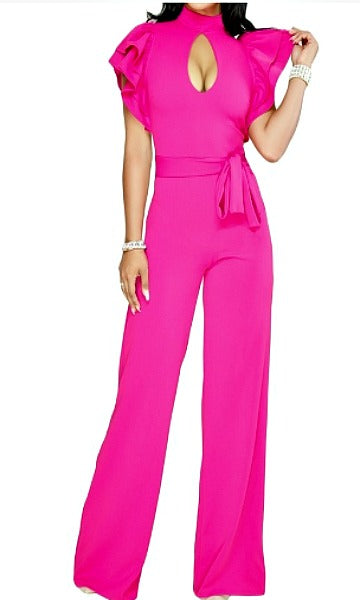 Flushed Jumpsuit