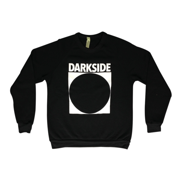 Black Crewneck - Darkside