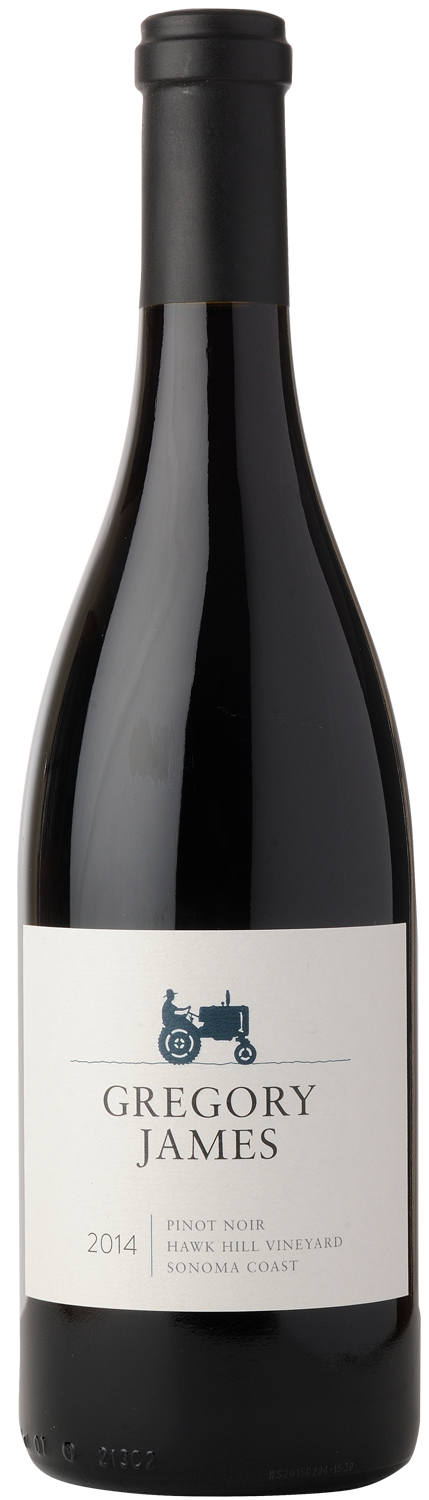 2014 Hawk Hill Vineyard Pinot Noir, Sonoma Coast