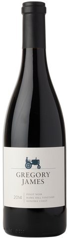 2014 Hawk Hill Vineyard Pinot Noir