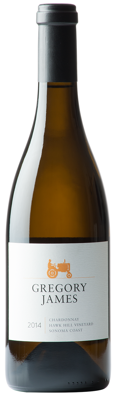 2014 GJ Hawk Hill Chardonnay | 94 Points | Sonoma Coast