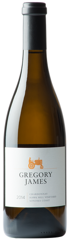 2014 Chardonnay, Hawk Hill Vineyard, Sonoma Coast